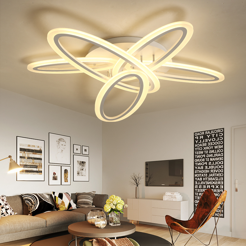 New Modern Led Ceiling Lights For Indoor Lighting 90-265v led Lamp Ceiling Fixture For Living Room Bedroom luminaria led lamp homelover modern led ceiling lights for living room bedroom kitchen luminaria led ultra thin hall luminaria led ceiling lamp