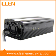 24V 7A Auto Switchable Battery Charger Car E-bike Battery Charger 7-stage Negative Pulse Desulfator