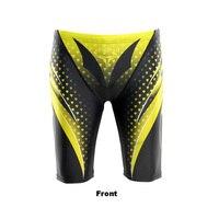شحن مجاني وحار بيع القرش مضادة الرجال سباق السباحة الرجال ملابس السباحة جذوع السراويل الرياضية الكلاسيكية