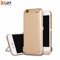 Rechargeable external battery charger case for iphone 6 6s plus 5000 8000mah power case battery backup.jpg 200x200