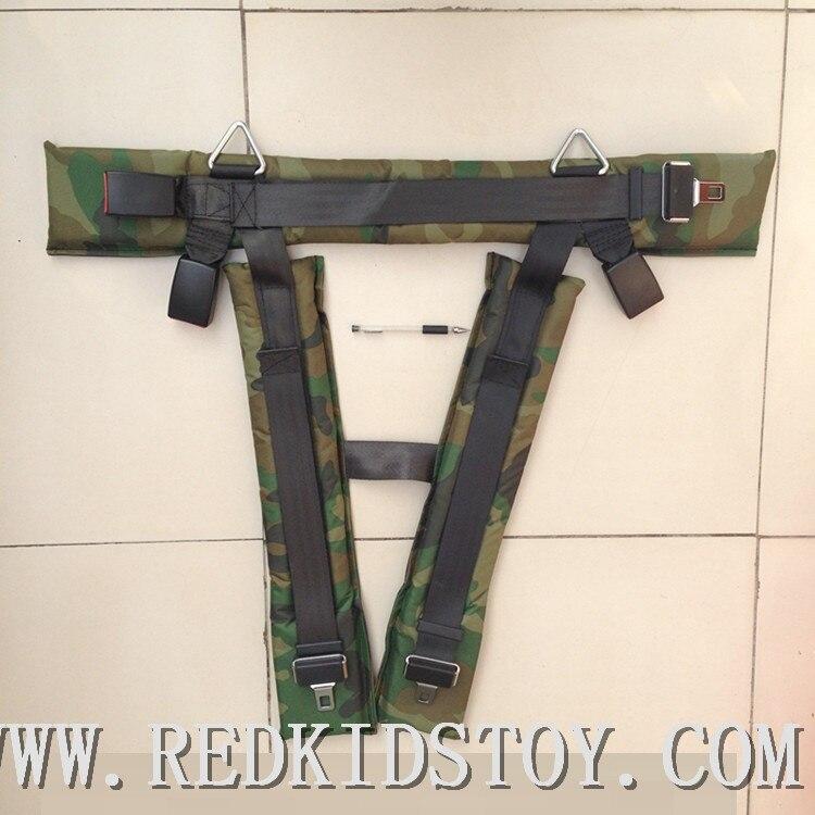 Meilleur Prix Haute Qualité Camouflage Harnais Élastique Trampoline Accessoires HZ-7707C