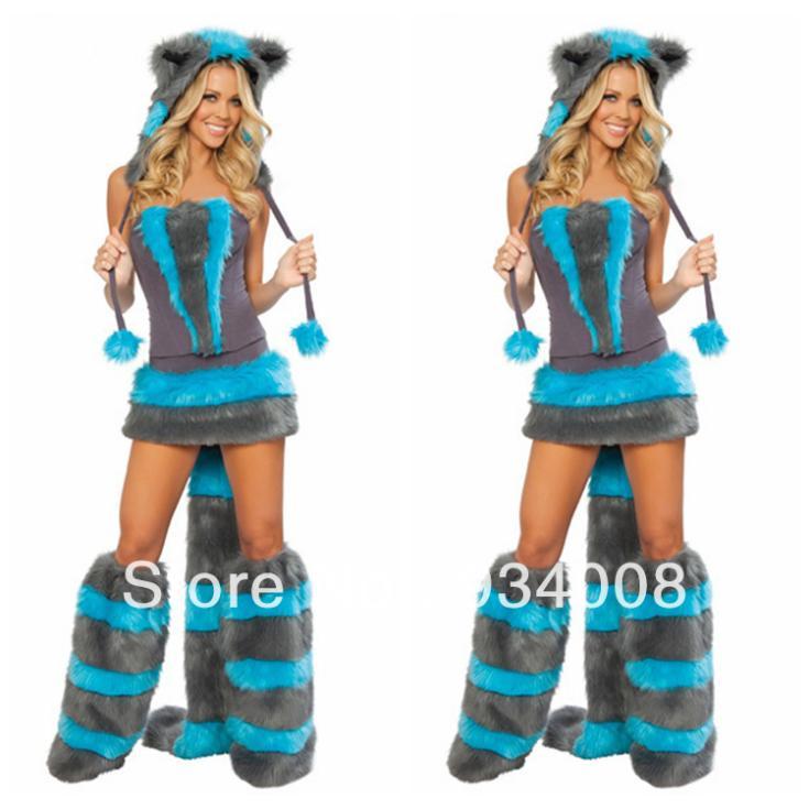 Wolf furry costume - photo#24