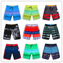 2019 Phantom Elastic Spandex Beach Board Shorts Swimwear Bermuda Sexy Adults Swimsuit
