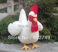 Japanese animation toy Tonari no Kaibutsu kun Haru Yoshida Pet Chicken Handmade Stuffed Custom Plush Toy Cos Props Doll 42cm