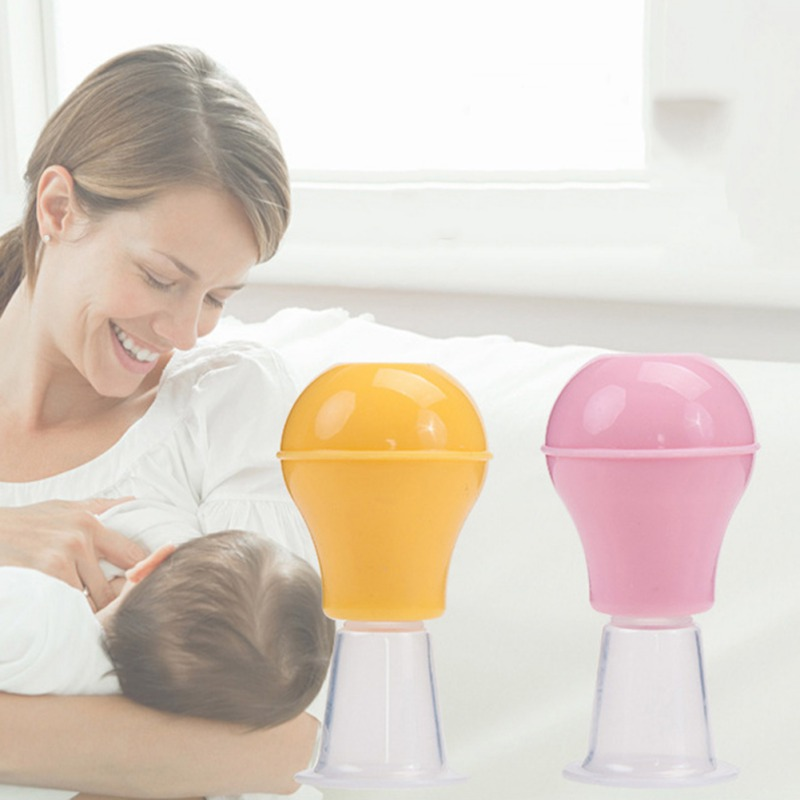 Baby Feeding Breast Pump Accessories Nipple Correction Device Flat Suction Device Postpartum Pregnant Feeding Accessories