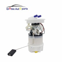 12V New High Electric Intank Fuel Pump Module Assembly For Ford C-Max Focus C-Max Focus II For Mazda 3 0986580951 Z605-13-35XG electric fuel pump assembly for peugeot206 607 206cc 206sw partner partnerspace 1996 2017 1 1l 3 0l 1525h8