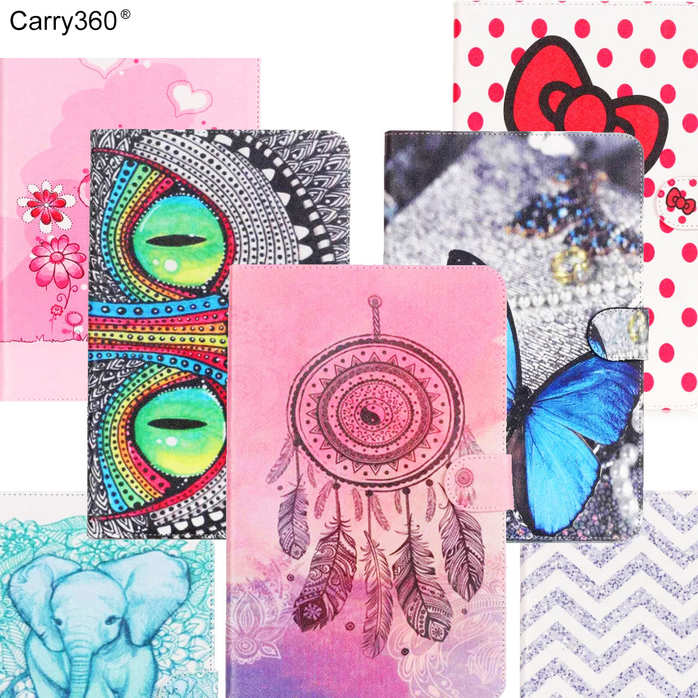 Carry360 Case for samsung galaxy tab A 10.1 T580 T585 SM-T580 SM-T585 tablet cover for galaxy tab A 10.1 2016+screen+stylus