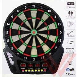 18 Inch Professionele Elektronische Dartbord Darts Pack Automatische Scoren met display