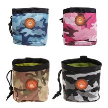 Portable Snack Bag Mini Outdoor Training Dog Fodder Container Reward Waist For Pets Puppy Trainings