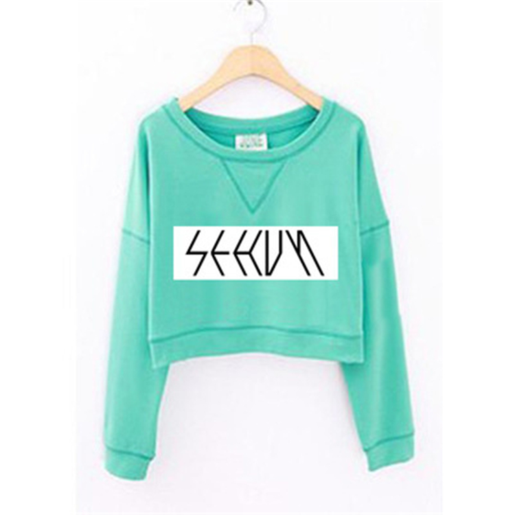 2016 new kpop EXO short paragraph thin Hoodie clothes k pop exo ...