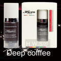 1Pcs Top Professional Vacuum Aseptic Makeup Pigment 10ml/bottle Deep coffee Permanent Makeup Tattoo Ink With Box