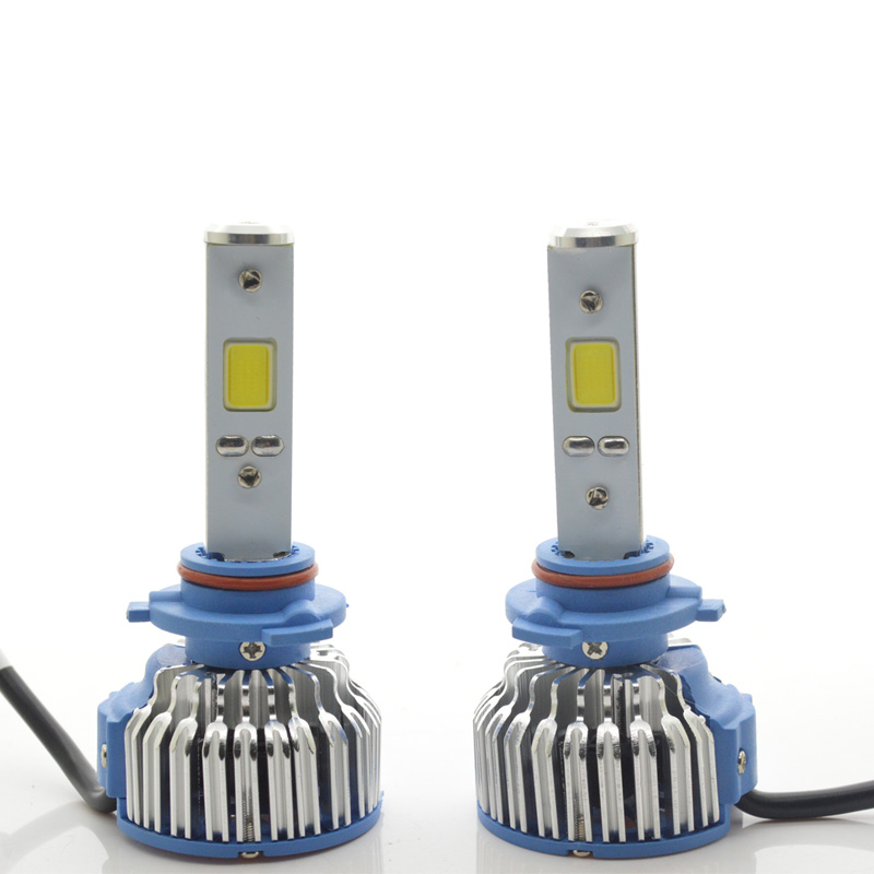 1x 9006 HB4 60W/Set 6400LM 360 Degree Car Light COB LED Bulbs DRL Fog Headlight Lamp All-in-One Automobiles Headlamp DC 9-30V компас silva compass 54 6400 6400 360
