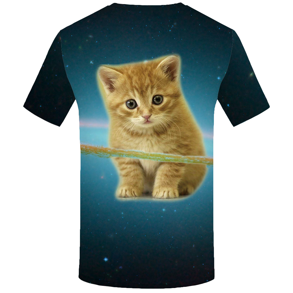 KYKU Brand Unicorn T Shirt Cat Tshirt Streetwear Short Sleeve Shirt Flame Clothing Funny T Shirts Summer Fashion 2018 Casual New in T Shirts from Men 39 s Clothing