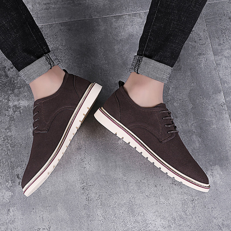 Brown shoes (2)