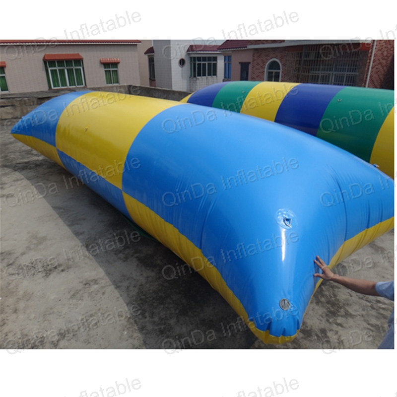 все цены на Quality assurance inflatable water catapult blob, the blob inflatable toy, water blob jump for sale онлайн