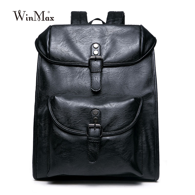 Online Get Cheap Rolling Leather Backpack -Aliexpress.com ...