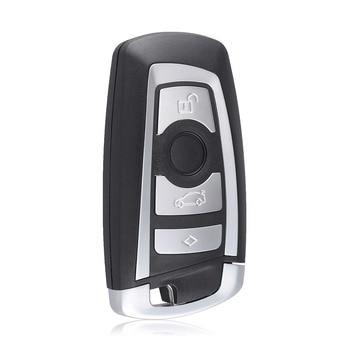 Chiave Telecomando per  BMW 5, 7 Series CAS4 Keyless Entry Remote KR55WK49863 315/433/868mhz 4 Tasti 1