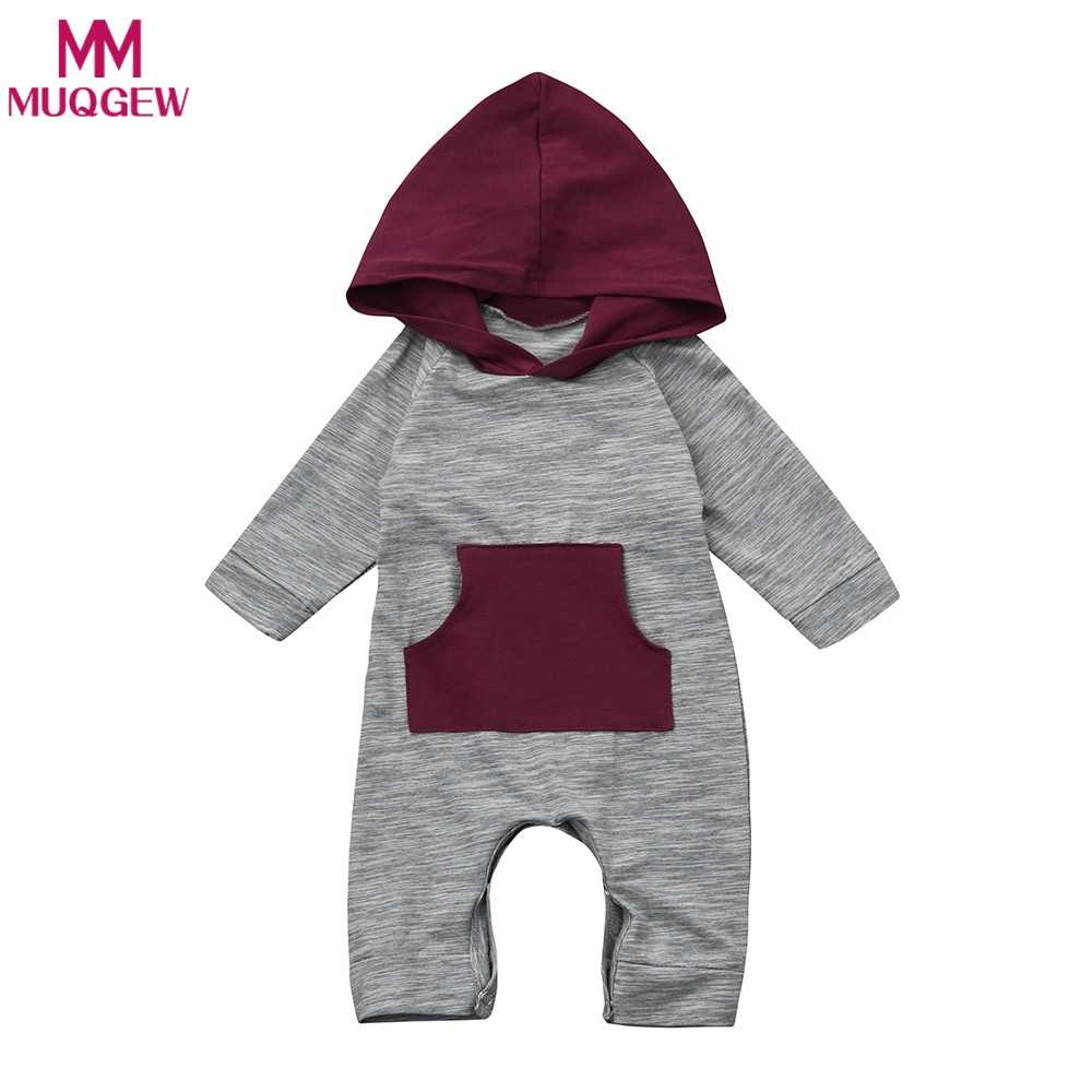 175d274908 Detail Feedback Questions about Baby Rompers Spring Autumn Newborn Baby  Boys Girl Long Sleeve Clothes Infant Hoodies Jumpsuit for Kids Baby Romper  Outfits ...