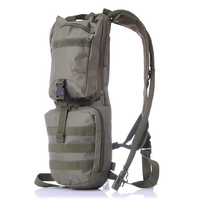Hydration Backpack 3L Water Bag Military Tactical Sports Bag Cycling Hiking Climbing Travel Mini Bicycle Backpacks Camping