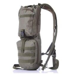 Cycling Hydration Backpack 3L Water Bag Military Tactical Sports Bag Hiking Climbing Travel Mini Bicycle Backpacks Camping