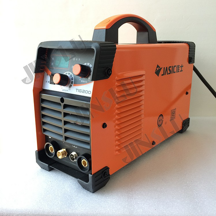 JASIC TIG 200 TIG welding machine MOS Inverter DC Argon TIG200 220V with welding torch