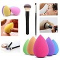 Cosmetic Brush & Puff Cosmetic Sponge Makeup Set Beauty Makeup Brushes Cream Concealer Sponge Puff  Face Eye Shadow  Brush