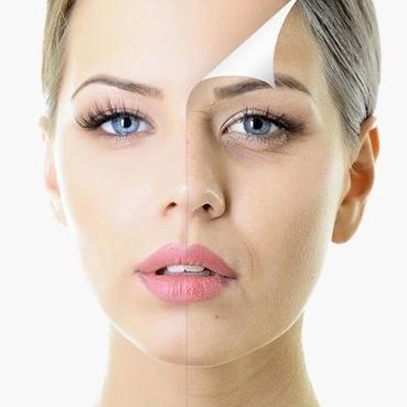 5 st Six Peptides Serum Anti-Wrinkle Cream Anti Aging Kollagen - Hudvård - Foto 4