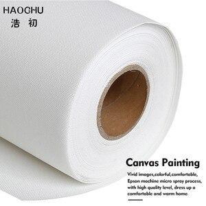 Image 5 - HAOCHU affiche artistique de flamant rose rose et feuilles de fleurs de forêt tropicale pour décor