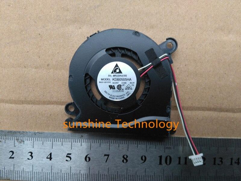 New laptop cpu cooling fan for samsung NP900X4C 900X4D 900X4 BA31-00131A