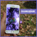 Tempered glass for iphone 5 / 5s 2016 new Asahi Glass anti-apple blue violet blue glass membrane film i 5 s anti-blue