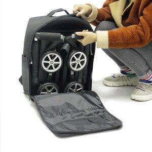 Image 5 - ベビーカー収納袋旅行バッグバックパックため Goodbaby POCKIT Xiaomi babyzen ヨーヨー光ベビーカーベビーストローラーアクセサリー