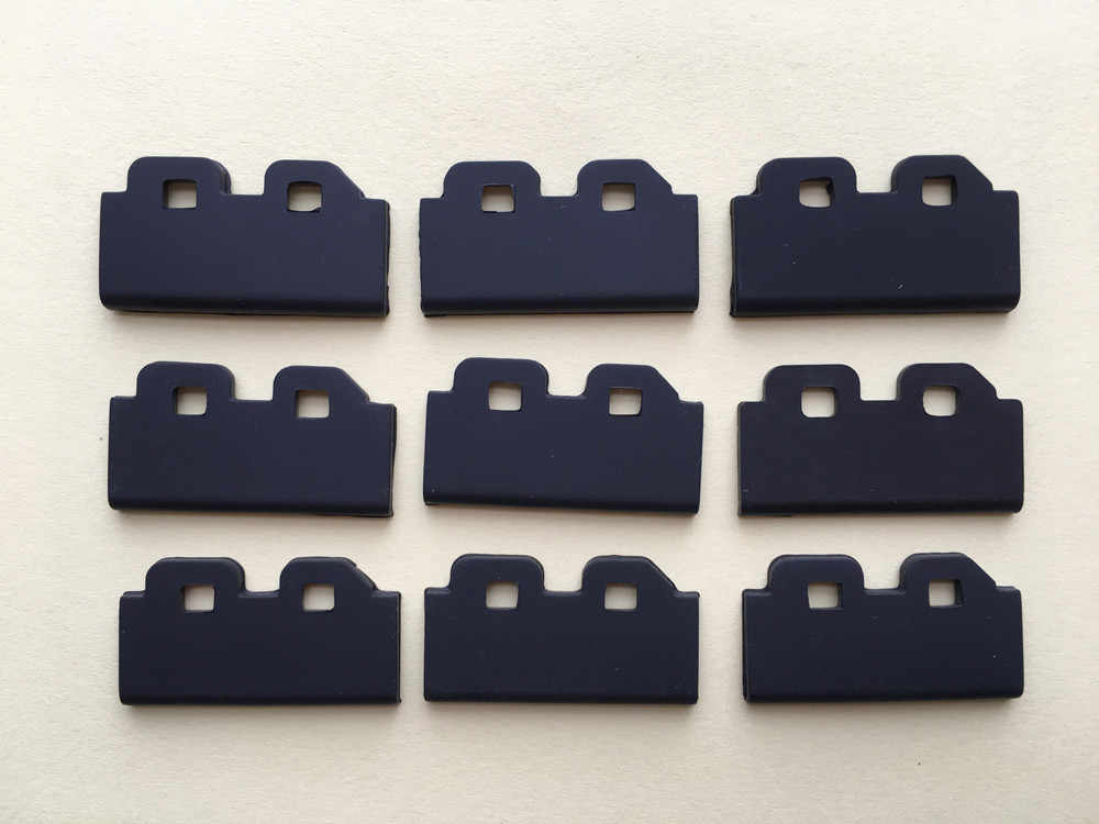 10 pcs Kompatibel Roland VS-640/BN-20/XR-640 Printer DX7 Print Head Pelarut Wiper Wiper