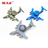Toys for Boys Xian KJ 2000 Mainring China AWACS Airborne Early Warning Aircraft Alloy Metal Model for Children Gift