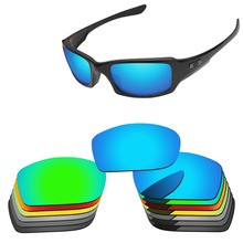 цена на PV POLARIZED Replacement Lenses for Oakley Fives Squared Sunglasses - Multiple Options