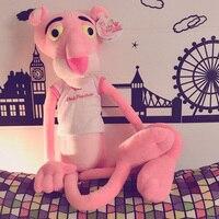 55-130 센치메터 인형 핑크 팬더 인형 장난감 천 인형 액션 피규어 발렌