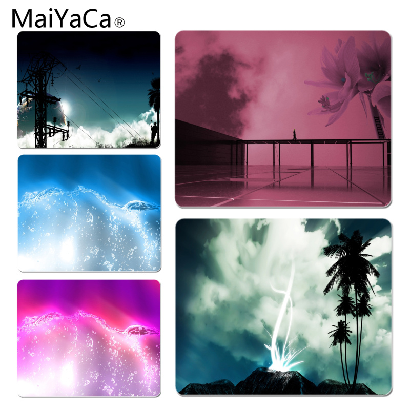 MaiYaCa Boy Gift Pad Cool Beautiful Anime Mouse Mat Size for 180x220x2mm and 250x290x2mm Rubber Mousemats