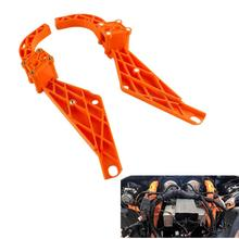 Motorcycle Strong Arm Batwing Inner Fairing Support Brackets For Harley Road Street Glide Dresser FLHX FLHX 1993-2013 12 strong arm batwing inner fairing support brackets for harley road street glide flhx 96 13