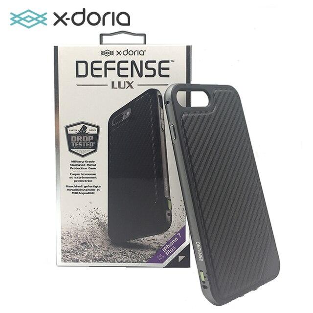x-doria defense lux custodia defense lux per iphone 8 plus/7 plus