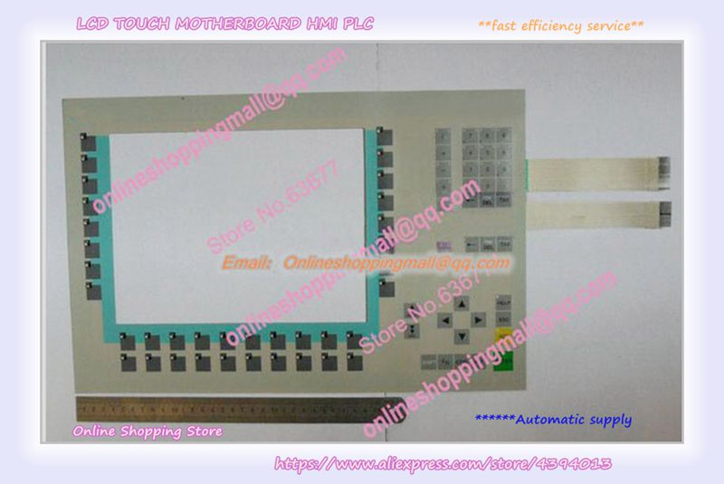 New original offer key panel MP370 KEY-12 6AV6542-0DA10-0AX0 6sl3 255 g120 basic operater key panel bop 2 6sl3255 0aa00 4ca1 new original in box