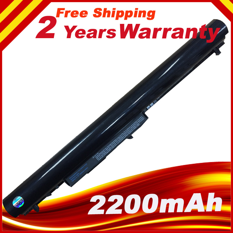 4 cells 2600mAh Laptop Battery for HP OA04 OA03 240 G2 CQ15 CQ14 For Compaq Presario