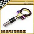 Автомобиль для укладки Нить Neo Chrome JDM Гонки Фаркоп Ралли Дрифт Для Японии Автомобиль Универсальный Монтаж