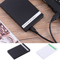Free tool 2.5-inch USB3.0 hard disk box sata notebook external hard disk case support 3TB with retail packaging Portable Cover