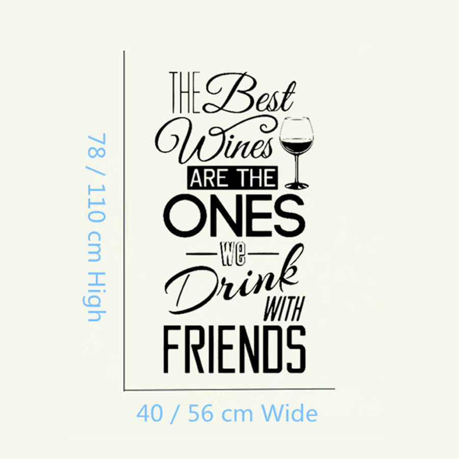 Kitchen Quotes Wall Decal \