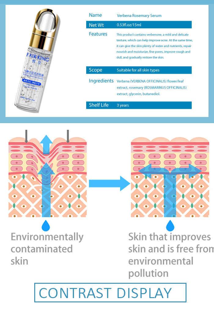 15 blanqueamiento ml suero cara suero de ácido hialurónico hidratante crema Anti arrugas, antiedad cara esencia acné tratamiento para el cuidado de la piel