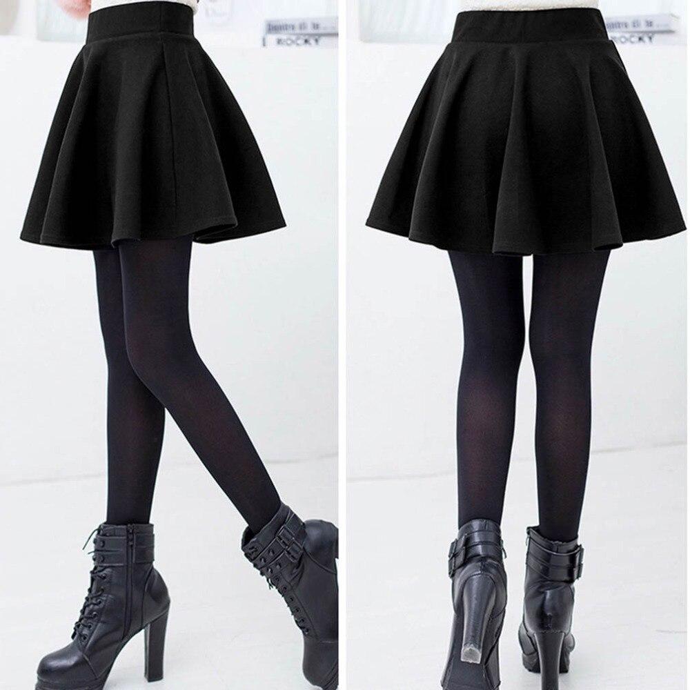 New Fashion Female Mini Skirt Sexy Skirt For Girl Lady Korean Short Skater Women Clothing Bottoms