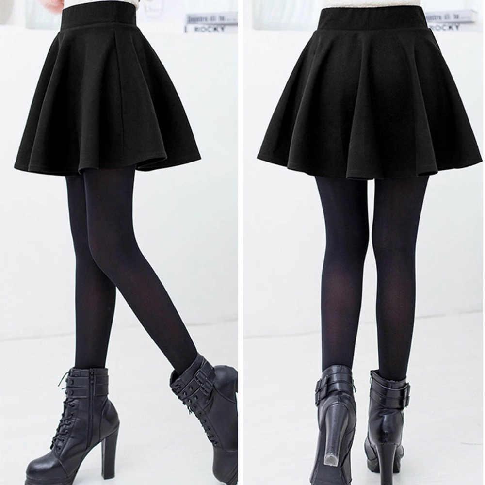 Nouvelle mode femme mini jupe sexy jupe pour fille dame coréenne courte patineuse femmes vêtements bas