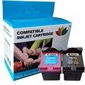 Совместимый чернильный картридж для hp 122 122XL ri-цвет/черный с чернилами hp Deskjet 2540 4500 2600 5530 2620 4630 4500 5530 2050 3000 3050A - фото
