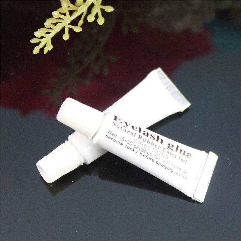 3456019aa73 Gam-Belle® 10pcs/lot 1ml Mini Portable Eyelash Glue Waterproof Latex ...