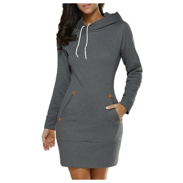 sweater jurk dames