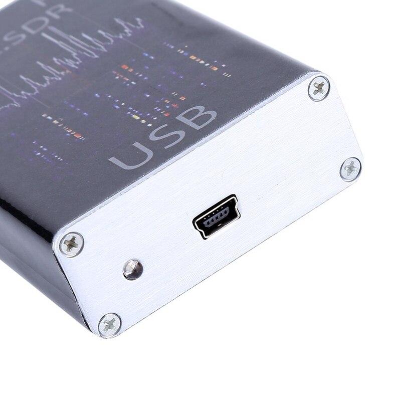 usb sintonizador receptor r820t + 8232 ham rádio 01